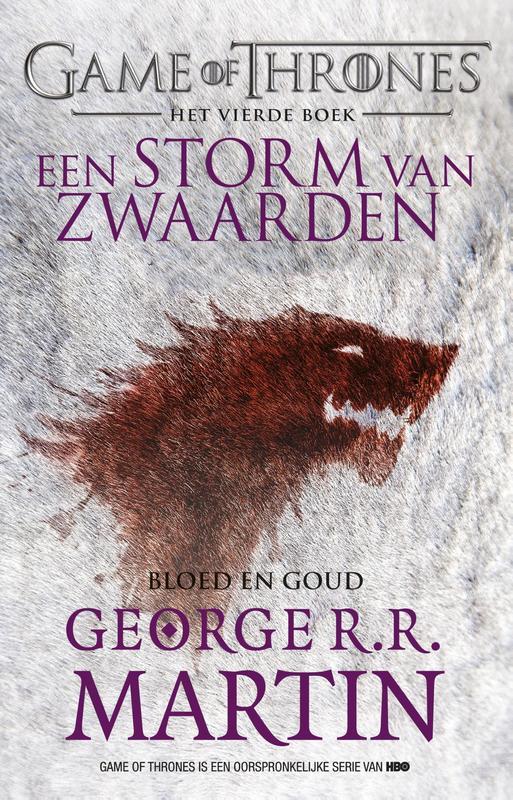 Een storm van zwaarden / 3B Bloed en goud Martin, George R.R., Ebook