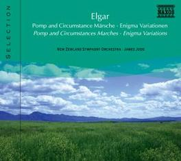 POMP AND CIRCUMSTANCE NZSO/JAMES JUDD E. ELGAR, CD