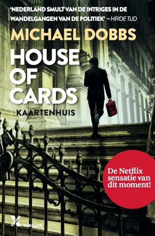 House of cards Kaartenhuis Dobbs, Michael, Ebook
