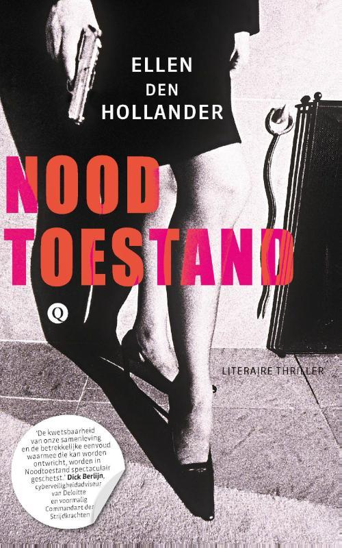 Noodtoestand Hollander, Ellen den, Ebook