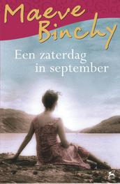 Een zaterdag in september Binchy, Maeve, Ebook