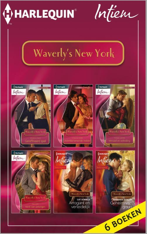 Waverly's New York Child, Maureen, Ebook