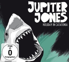 HOLIDAY IN.. -CD+DVD- .. CATATONIA JUPITER JONES, CD