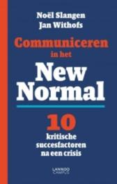 Communiceren in the New Normal (E-boek) Slangen, Noël, Ebook