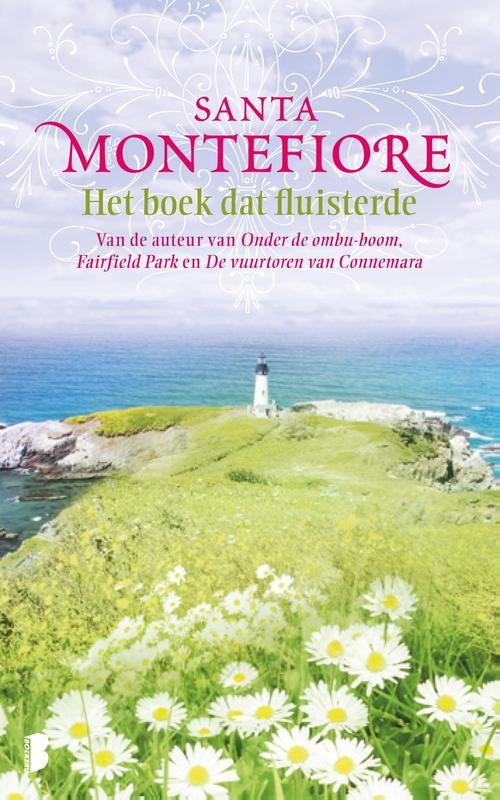 Het boek dat fluisterde Zeer kort verhaal met preview van De vuurtoren van Connemara, Montefiore, Santa, Ebook