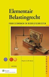 Elementair belastingrecht / 2013/2014 / deel theorieboek voor economen en bedrijfsjuristen, Stevens, L.G.M., Ebook