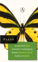 Symposium feest, sokrates verdediging, Kriton Sokrates in de dodencel, sterfscene uit Faidon Plato, Ebook
