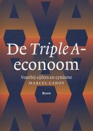 Triple A-econoom voorbij cijfers en cynisme, Canoy, Marcel, Ebook