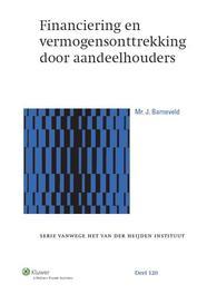 Financiering en vermogensonttrekking door aandeelhouders Barneveld, J., Ebook