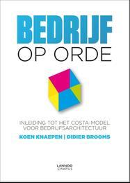 Bedrijf op orde introductie tot het costa-model voor bedrijfsarchitectuur, Knaepen, Koen, Ebook