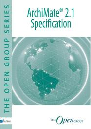 ArchiMate 2.1 specification The open Group, Ebook