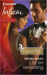 List en verleiding Capitol Hill, Bailey, Rachel, Ebook