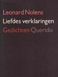 Liefdes verklaringen Nolens, Leonard, Ebook