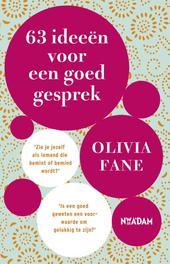 63 Ideeën voor een goed gesprek Fane, Olivia, Ebook