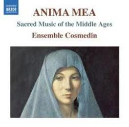 SACRED MUSIC OF THE MIDDL ENSEMBLE COSMEDIN, CD