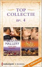 Topcollectie 4 Voor geen miljoen! ; Nacht in Italië, Mallery, Susan, Ebook