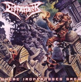 WHERE IRONCROSSES GROW SWEDISH DEATH METAL VETERANS! // REISSUE DISMEMBER, CD
