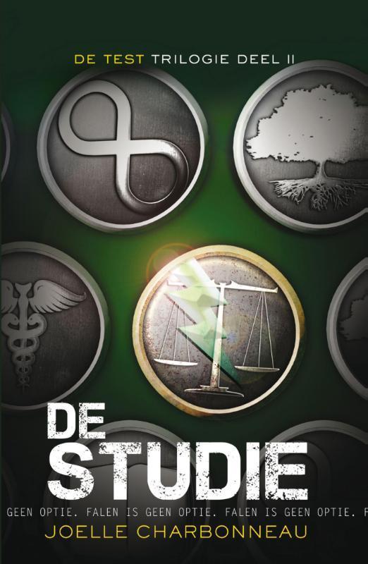 De studie Charbonneau, Joelle, Ebook