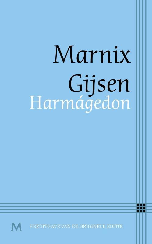 Harmagedon Gijsen, Marnix, Ebook