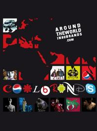 Around the world in 80 brands Pappers, Anouk, Ebook