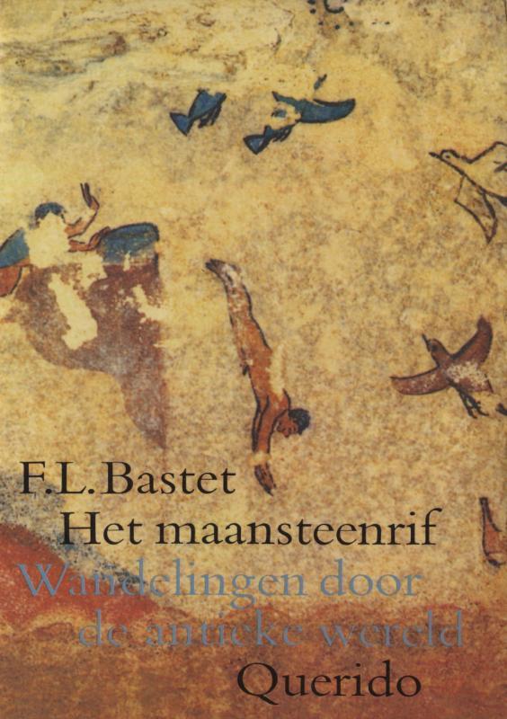 Het maansteenrif wandelingen door de antieke wereld, Bastet, F.L., Ebook