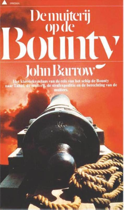 De muiterij op de Bounty Barrow, John, Ebook