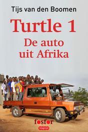 Turtle 1: de auto uit Afrika, Boomen, Tijs van den, Ebook