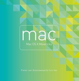 MAC Mac os x mavericks, Groenewoud, Pieter van, Ebook