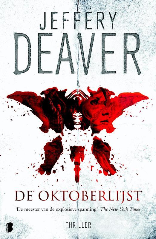 De oktoberlijst Het einde is nog maar het begin…, Deaver, Jeffery, Ebook