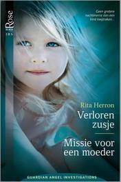 Verloren zusje  Missie voor een moeder Guardian Angel Investigations, Herron, Rita, Ebook