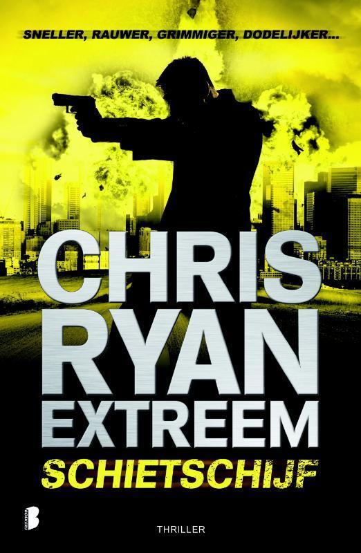 Schietschijf Ryan, Chris, Ebook