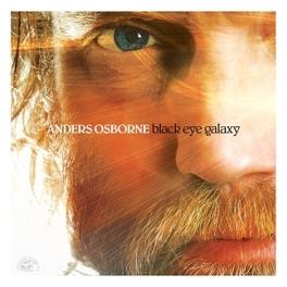 BLACK EYE GALAXY ANDERS OSBORNE, CD