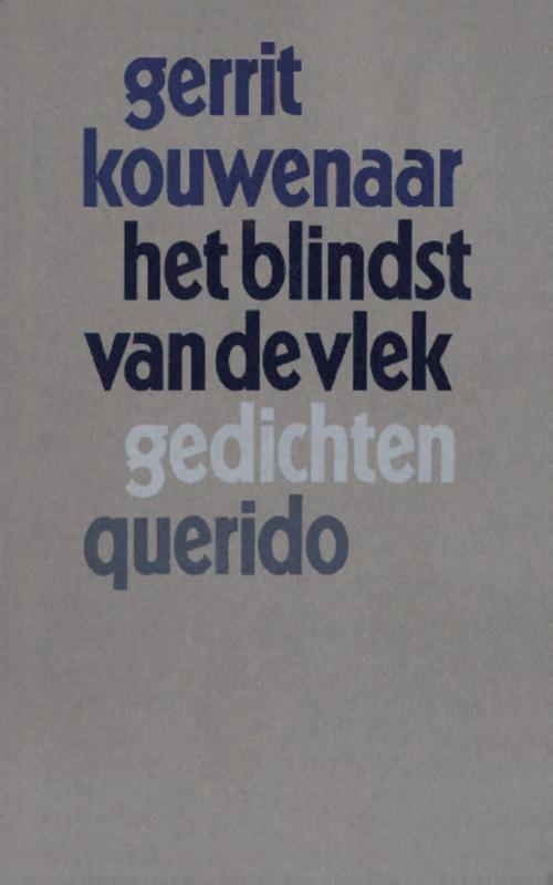 Het blindst van de vlek Kouwenaar, Gerrit, Ebook