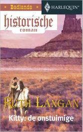 Kitty: de onstuimige Badlands, Langan, Ruth, Ebook