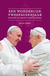 Een wonderbaarlijk tweepausenjaar De Volder, Jan, Ebook