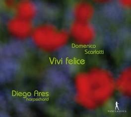 VIVI FELICE DIEGO ARES D. SCARLATTI, CD