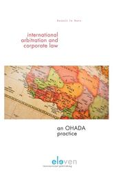 International arbitration and corporate law an ohada practice, Bars, Benoit le, Ebook