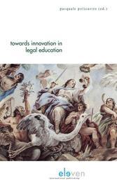 Towards innovation in legal education Ebook