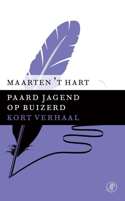 Paard jagend op buizerd Hart, Maarten 't, Ebook
