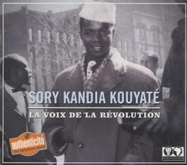 LA VOIX DE LA REVOLUTION KANDIA KOUYATE, CD