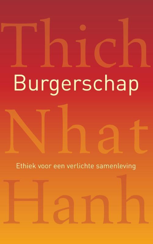 Burgerschap ethiek voor een verlichte samenleving, Nhat Hahn, Thich, Ebook