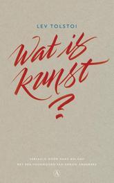 Wat is kunst? Tolstoi, Lev, Ebook