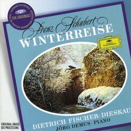WINTERREISE -FISCHER-DIESKAU/DEMUS Audio CD, F. SCHUBERT, CD