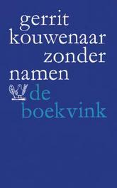 Zonder namen Kouwenaar, Gerrit, Ebook