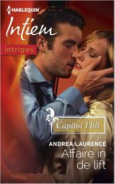 Affaire in de lift Capitol Hill, Laurence, Andrea, Ebook