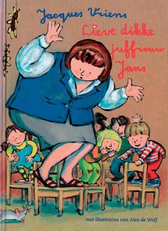 Lieve dikke juffrouw Jans Vriens, Jacques, Ebook