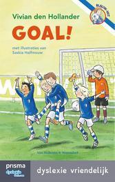 Goal! dyslexie vriendelijk, Den Hollander, Vivian, Ebook