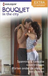 Spanning en sensatie  Flirten onder de sterren Stephens, Susan, Ebook