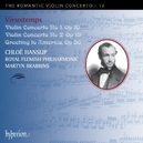 VIOLIN CONCERTO NO.1 & 2 ROYAL FLEMISH P.O./M.BRABBINS
