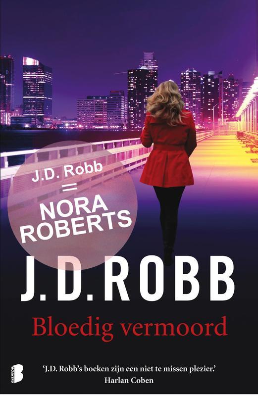 Bloedig vermoord Eve Dallas wordt onverwacht een vampire slayer in dit korte verhaal, Robb, J.D., Ebook
